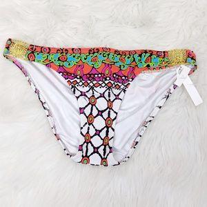 Trina Turk | Multi Print Bikini Bottoms